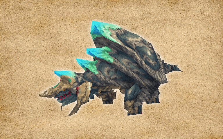 岩竜フェルゼン | イルーナ戦記