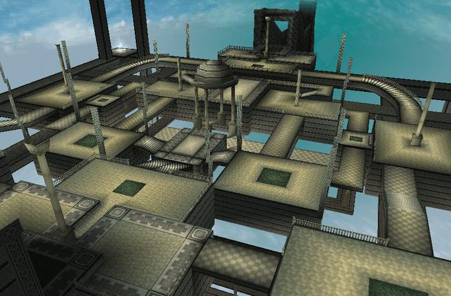地下96階~地下100階層 | 永久の迷宮
